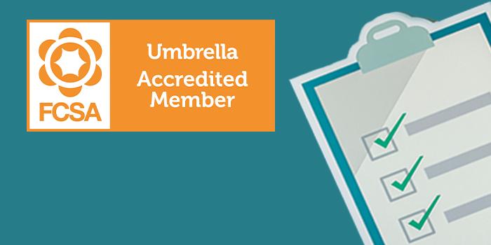 Amaze Umbrella FCSA Accreditation Renewed